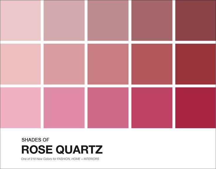 Verão Pantone 2016: Rose Quartz! - OVERTHINKING