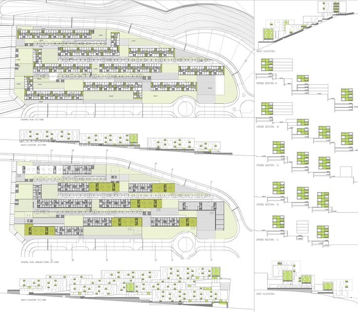 Gallery of 317 Social Housing Units / SV60 - 18