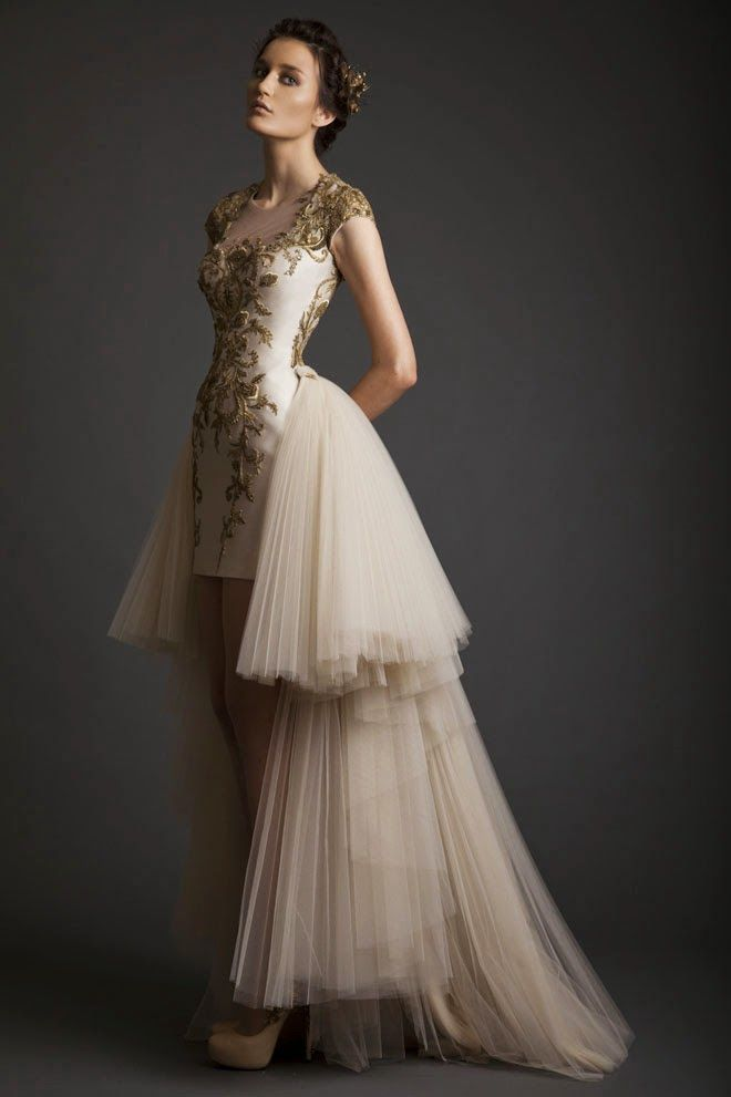 254 best wedding dresses images on pinterest homecoming krikor jabotian akhtamar collection spring 2014 cap sleeve couture wedding dress this is the one junglespirit Image collections