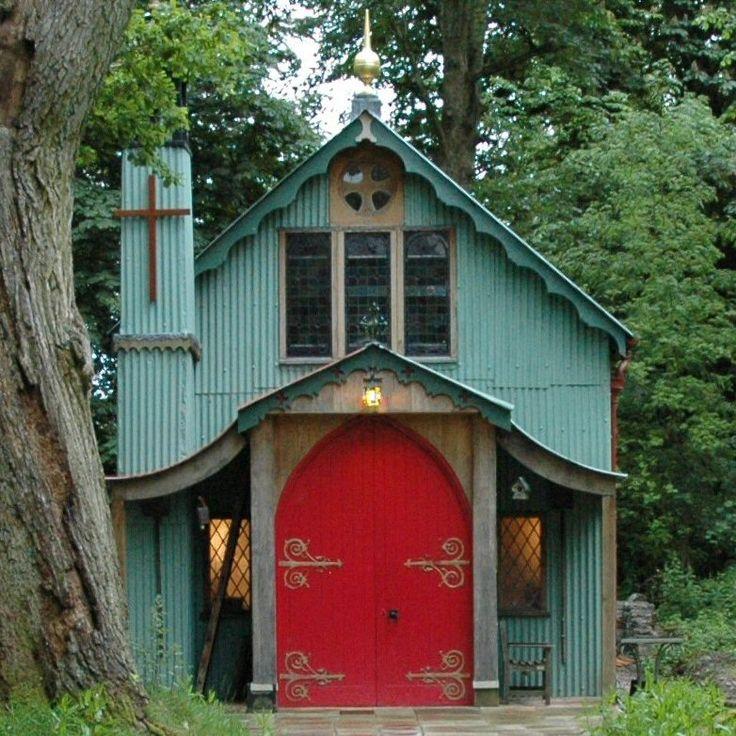 tin chapel - Google Search