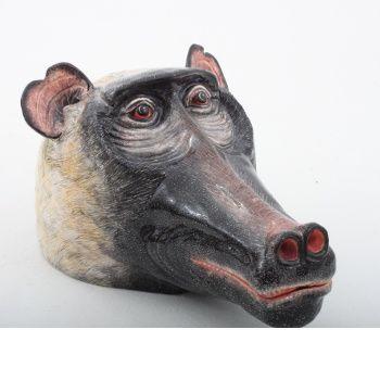 Ardmore Ceramics Baboon Mask