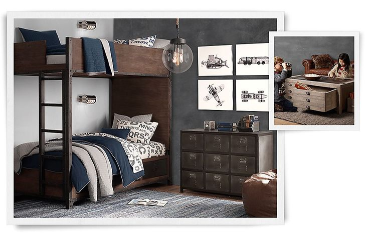 Rooms: 1000+ Images About Restoration Hardware (Baby & Child) On
