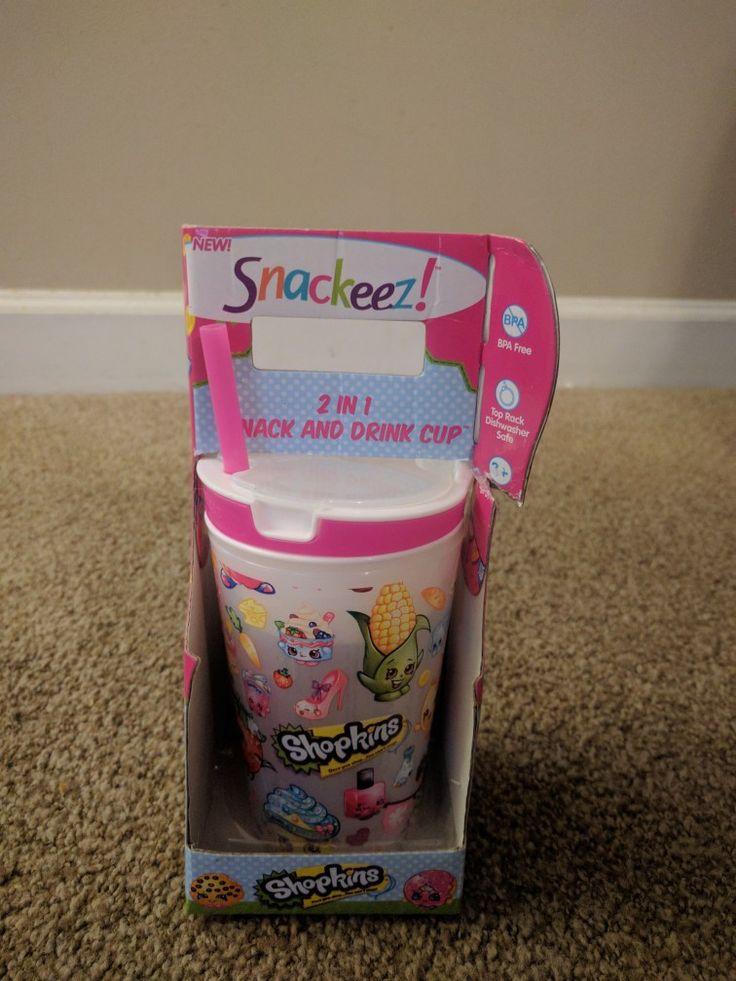 Kx sale Shopkins snackeez cup $4