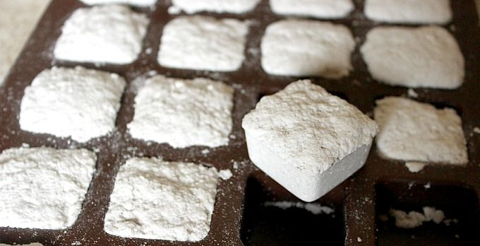 DIY Automatic Dishwasher Tablets - It Takes Time