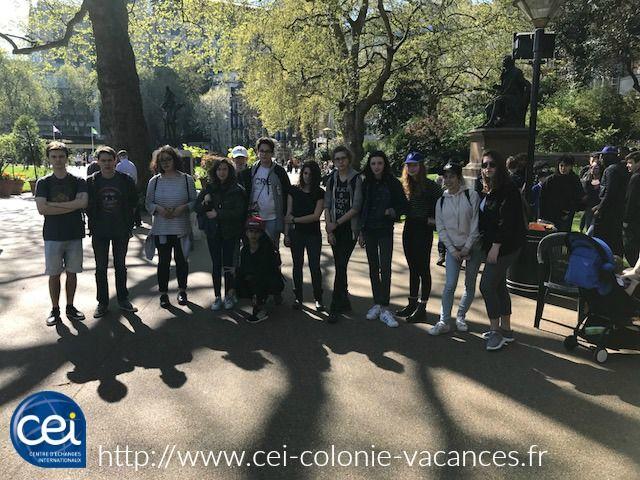 Colonie de vacances en Angleterre avec le CEI. #Colonie#Vacances #CEI