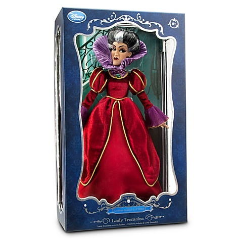Lady Tremaine Doll - Limited Edition - 17''Disney Stores, 1500 Dolls, Limited Editing, Lady Tremaine, Dolls Collection, Tremaine Dolls, Disney Dolls, Dolls Limited, Collector Dolls