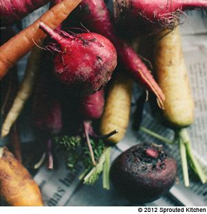 Vegetable pancakes, Roots and Root vegetables on Pinterest