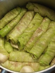 Stuffed Cabbage Recipe (Lebanese), Again, another deliciously healthy recipe =) -Z-