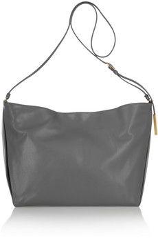 Stella McCartney Beckett faux leather shoulder bag   THE OUTNET