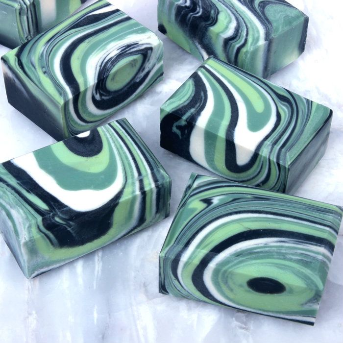 Learn the trick to getting vibrant colors in your handmade soap.