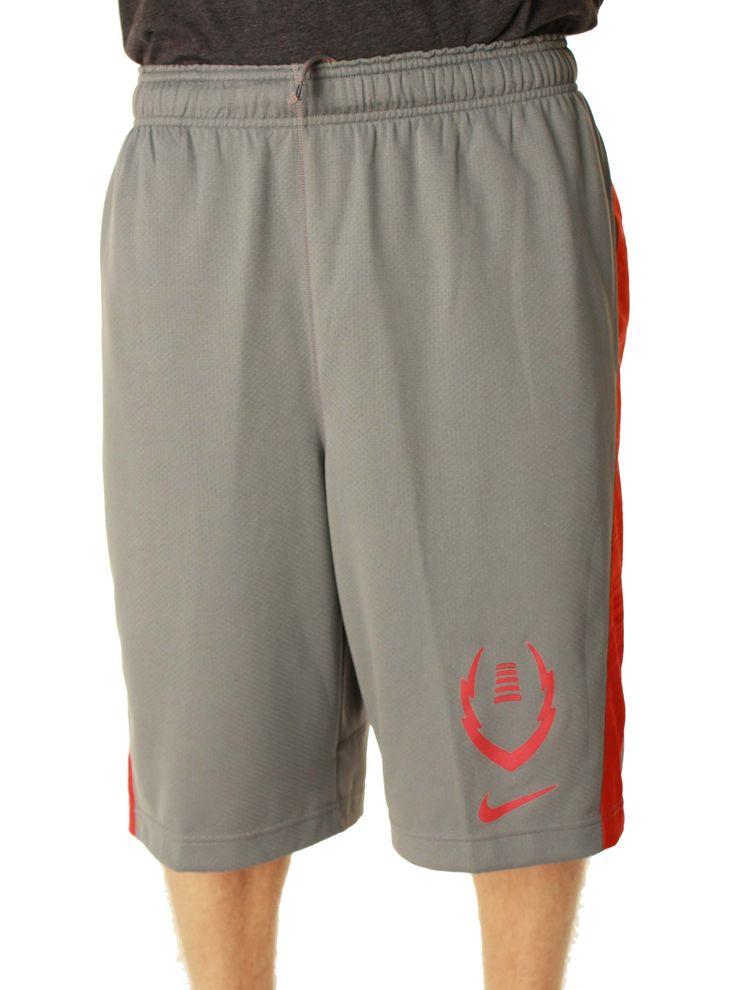Nike Men's Dri-Fit Stay Cool Football Shorts