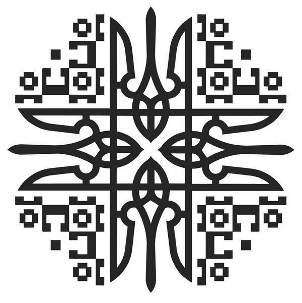 Tryzub / Ukrainian