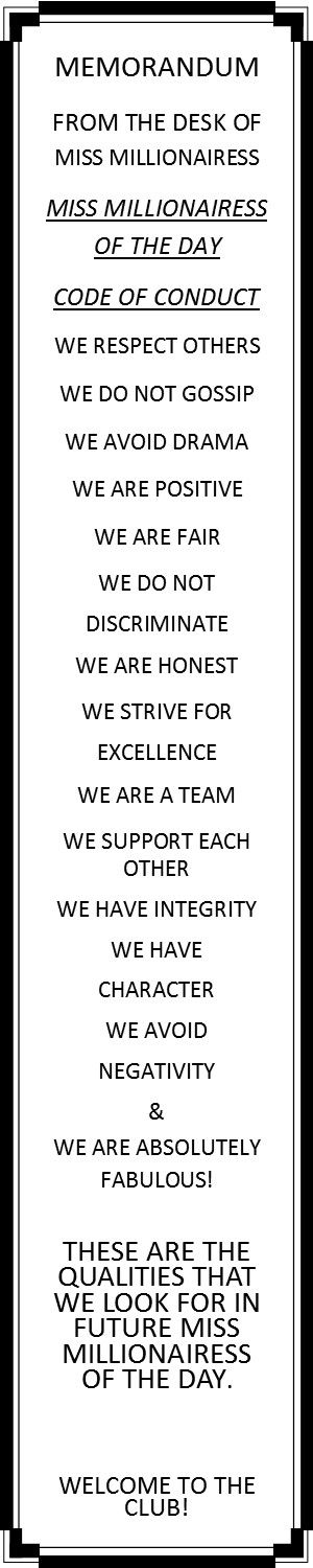 Best 25+ Code of conduct ideas on Pinterest Knights of honor - code of conduct example