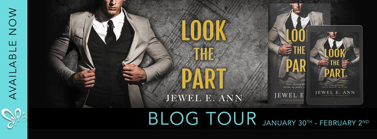 "TLBC's Book Blog: Look the Part, an all-new ""emotional and breathtak..."