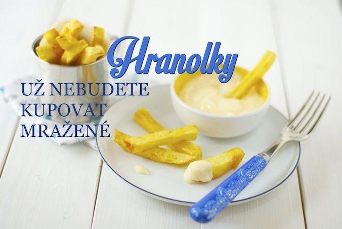 bramborove hranolky recept