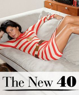 Stylish women in their 40s showing us that age is nothing but a number. Icons of fashion for women in their 40s.