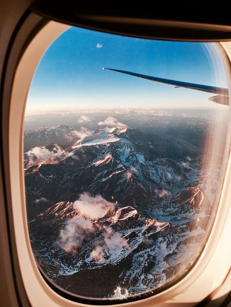 Flugzeugansichten – wohin gehst du im Jahr 2018?