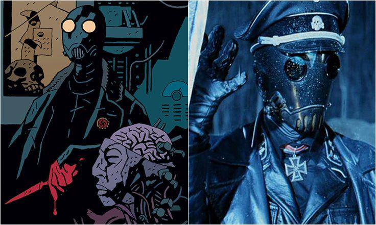 69 Best Hellboy Images On Pinterest