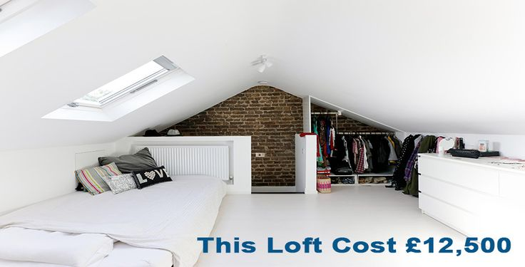 25 Best Ideas About Loft Conversion Cost On Pinterest