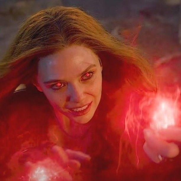 Universo X Men En Instagram Wandavision Pode Ter Mais De 6 Episodios Wandavison E Umas Das Series Mais Espe Scarlet Witch Marvel Scarlet Witch Marvel Women