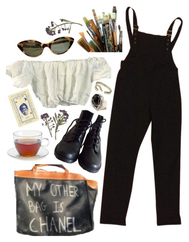 """""""paris"""" by lucyymoriartyy ❤ liked on Polyvore featuring ASOS"""