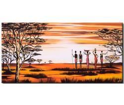 Bellissimi paesaggi pieni di sole e di natura meravigliosa - ecco la collezione di Paesaggi Africani  #paesaggi #quadri #quadro #decorazione #decorazioni #foto #pittura #Africa  #home #decor