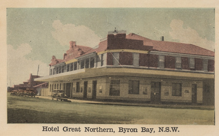 Great Northern Hotel - Byron Bay http://www.thenorthern.com.au