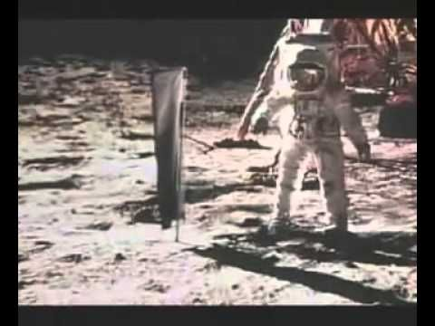 """A Funny Thing Happened On The Way To The Moon"".  Produced in 2001, this 47-minute documentary (which aired on the Fox network) has the facts to prove Apollo 11 went into space, but never to the moon."