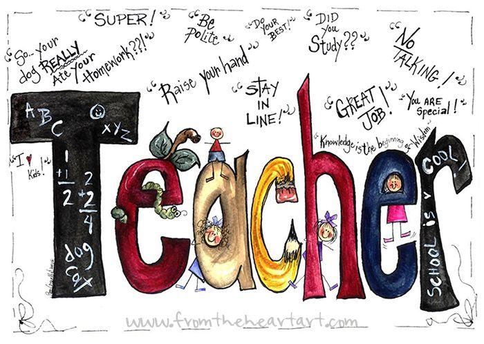 18 best images about Teacher on Pinterest | Best teacher, Funny ...