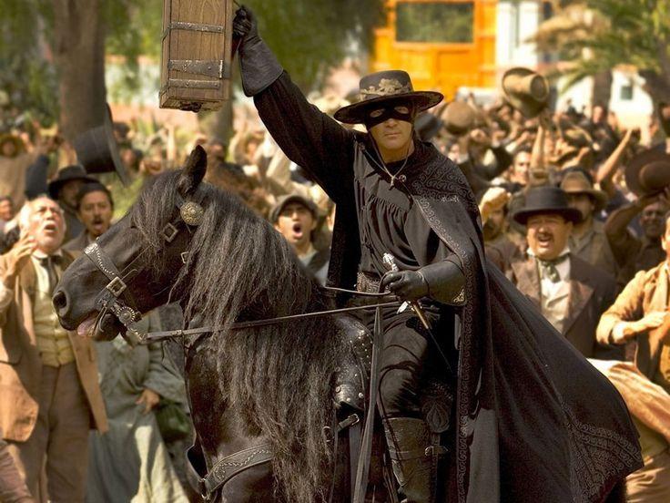 Films — The Legend Of Zorro ~ 2005