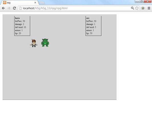 How to Create RPGs in Your HTML5 Game