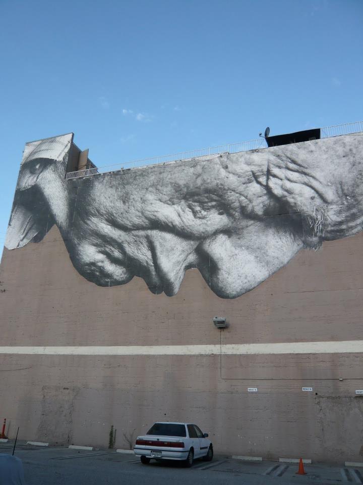 By JR in Los Angeles