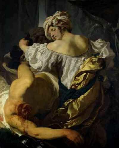 Johann Liss. The headless corpse IMO is awesome! No struggle whatsoever. You…