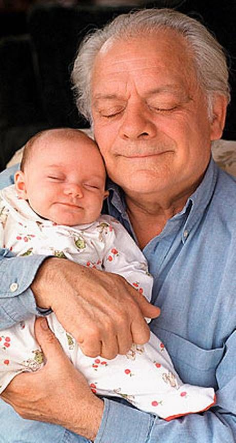 David Jason & daughter - A Touch of Frost