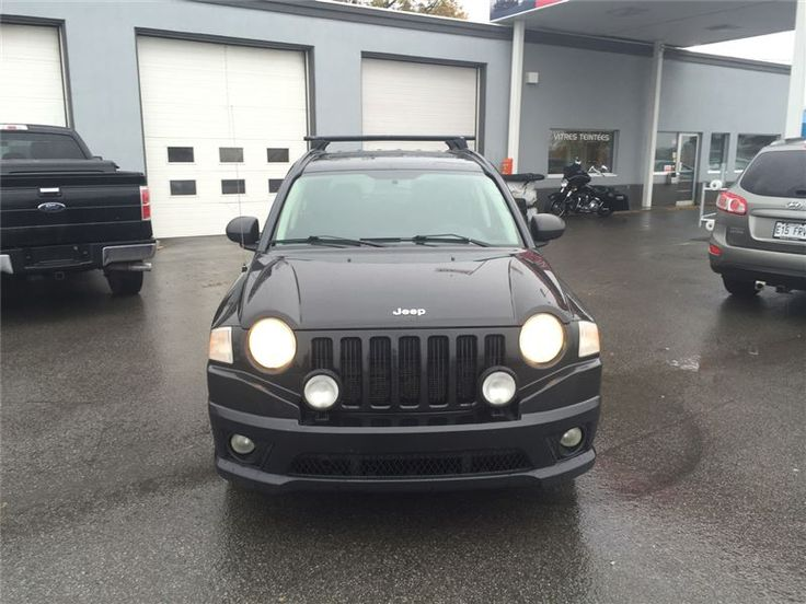 """""""Sport Utility - 2009 Jeep Compass Sport/North edition rallye kit jupes mags in St-Esprit, QC  $5,499"""""""