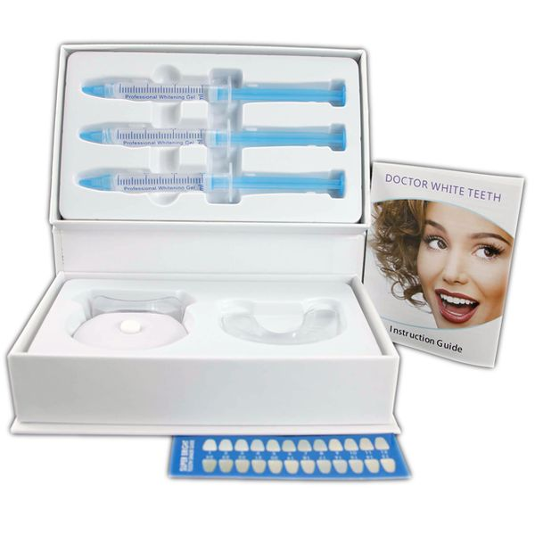 Doctor White Teeth - Now Teeth Whitening Changes Forever – Dr. White Teeth Whitening Kit