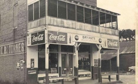 Bryant's Grocery Store - Money, Mississippi