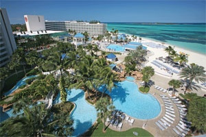Beach Resorts – The Sheraton Cable Beach Resort, Bahamas...... Can't wait!!!!