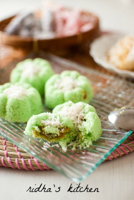 Kue Putu, includes recipes for Kue Lupis, and Cenil, 3 Indonesian delicacies best eaten for desserts.