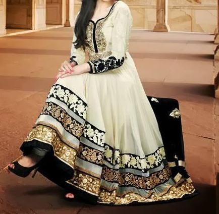 Frocks Fashion 2014 with Churidar Pajama with Price in Pakistan. Pakistani Fashion dress designers Branded Fancy Party and Wedding Wear Frocks Designs 2014 Suits