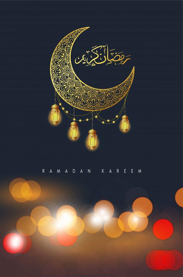 Cartao De Saudacao De Caligrafia Arabe Ramadan Kareem In 2021 Ramadan Mubarak Wallpapers Ramadan Kareem Ramadan Kareem Decoration