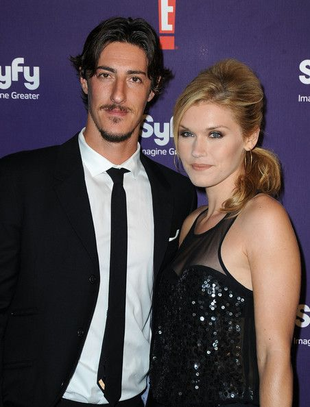 Emily Rose and Eric Balfour - SyFy/E! Comic-Con Party - Arrivals