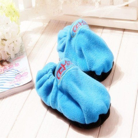 Soft Fleecy Microwave Heated Slippers
