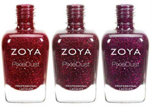 <p>Zoya Ultra Pixie Dust: ancora più luce sulle nostre unghie! Se siete rimaste affascinate dalla brillantezza di Zoya Pixie Dustoppure siete ammaliate dalle collezioni autunnali abbiamo per voi un'ottima notizia: Pixie Dust torna a far risplendere le nostre unghie con 3 nuove shades ancora più shimmer! Zoya Ultra Pixie Dust …</p>
