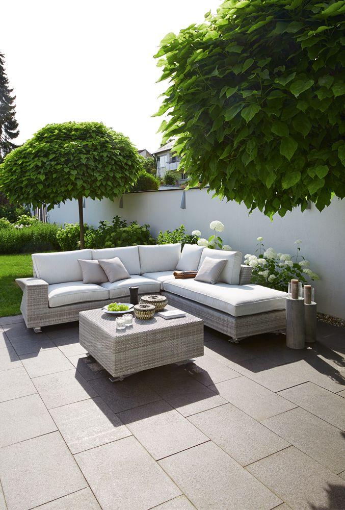 Das Top Moderne Lounge Set Pia Von Sunfun Lädt Zum Plaudern Und Verweilen  Mit Freunden