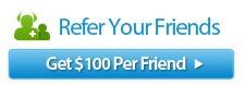 Invite friends & get $100 per friend.