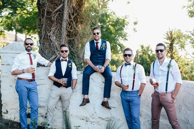 Laid-back Al Fresco Wedding by Duane Smith | SouthBound Bride