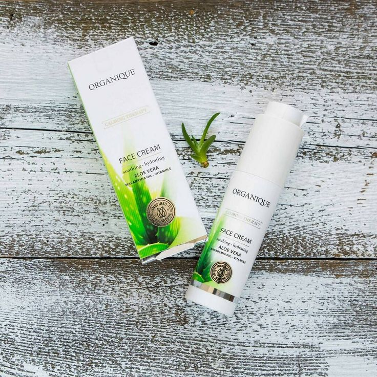 A never failing rescue for skin touched by the sun - the calming face cream with aloe extract  if you are going to be out in the sun at a festival, beach, cabin, or whatever - definitely add this to your bag to help keep your skin looking great and healthy! .  #organique #organiquecanada #ecofriendly #beauty #cosmetics #skincare #canada #musthave #natural #aloe #aloevera #facecream #outside #sun #sunbathing #sunburn #sunburnt #folkfest #festival #summer #beach #cabin #nature #green…