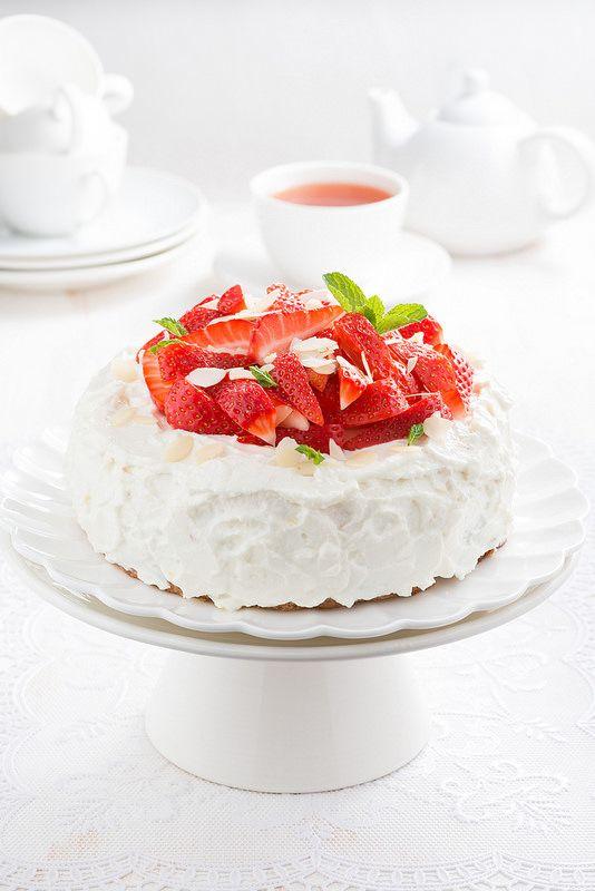 Хит этого лета, невероятный, легкий и неприлично вкусный торт!