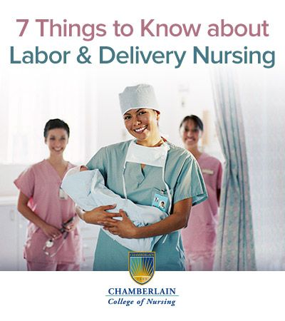 Here are 7 things you should know about Labor and Delivery Nursing!
